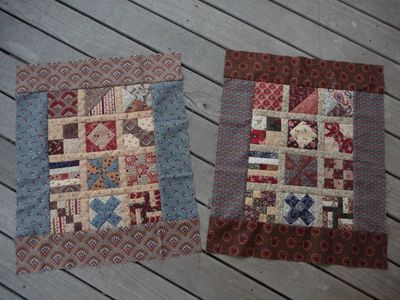 12DOC Mystery Quilt Tops