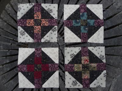 Small quilt challenge