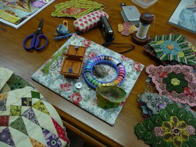 Craft retreat ~ Hepburn Springs (33)