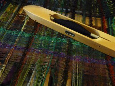 Ready & weaving