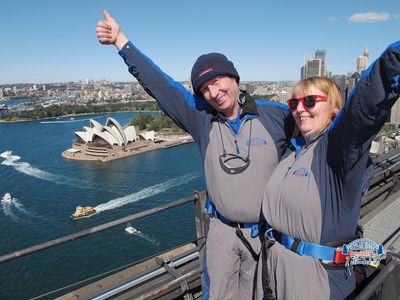 Sydney Harbour Bridge Climb 25Aug2012 (2)