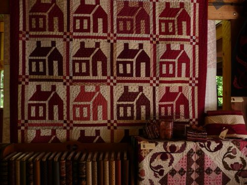 Quilts In The Barn (3)
