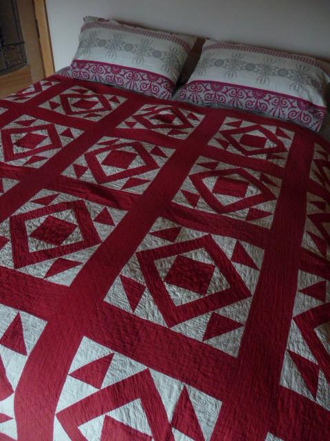 Antique R&W quilts (3)