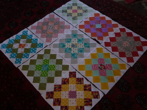 Meredithe's granny squares (4)