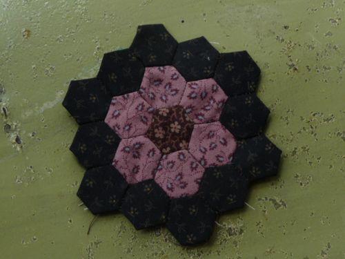 Mini hexagons (8)