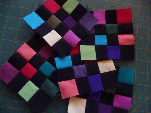 Amish 9-patch quilt (4)