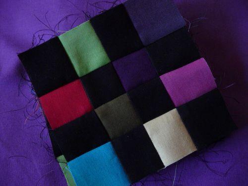 Amish 9-patch quilt (9)