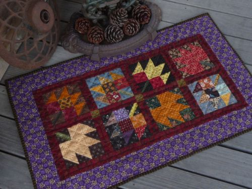 Maple leaf quilt (1)
