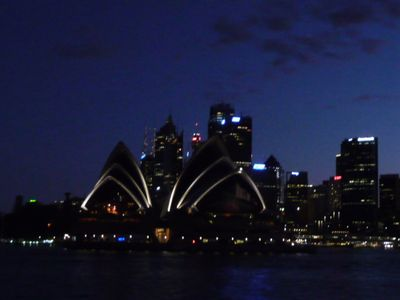 Sydney Harbour Dinner Cruise (2)