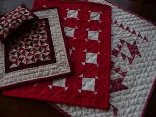 R&W quilts for QITB 2012