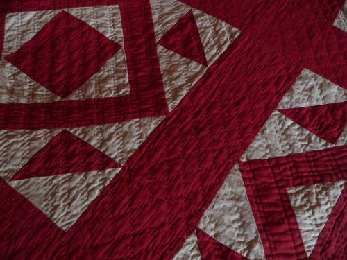 Antique R&W quilts (2)