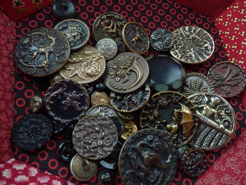 Victorian buttons (1)