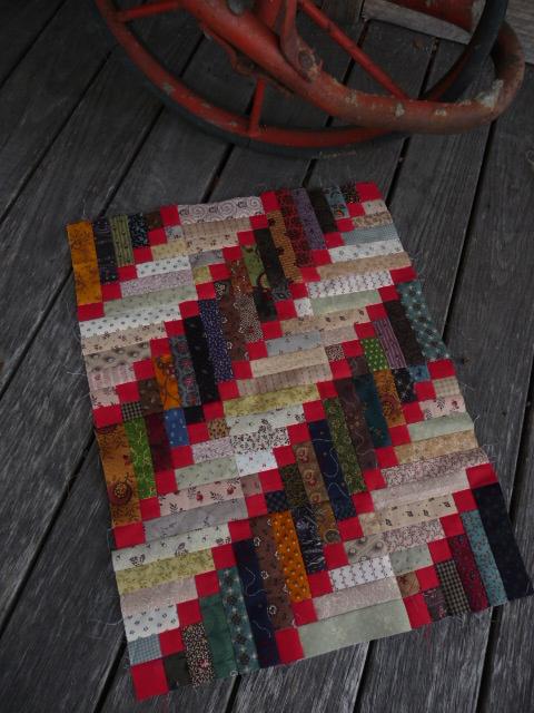 Mountain trail quilt (29)