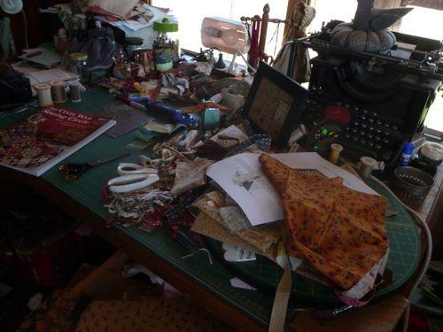 Untidy studio (3)