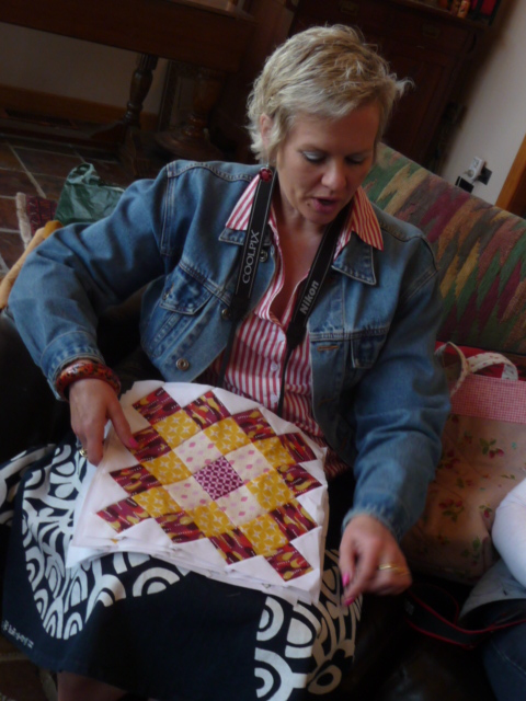 Meredithe's granny squares (3)