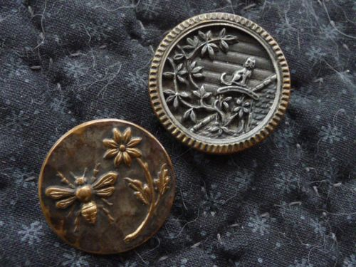 Victorian buttons (2)