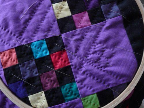 Amish quilt ~ quilting