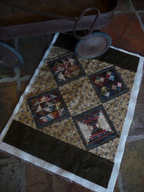 Orphan&Scraps quilt