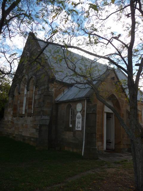 The Congregational Church ~ Richmond (4)