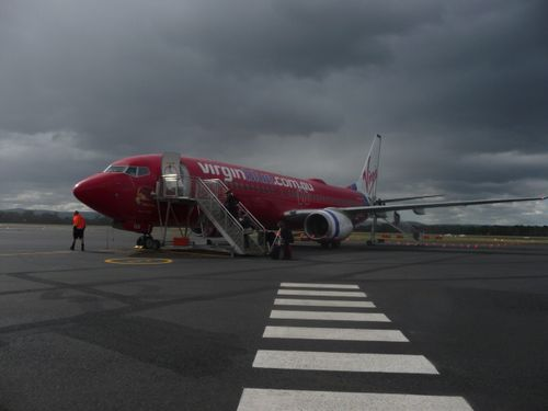 Leaving Hobart 23Apr2013