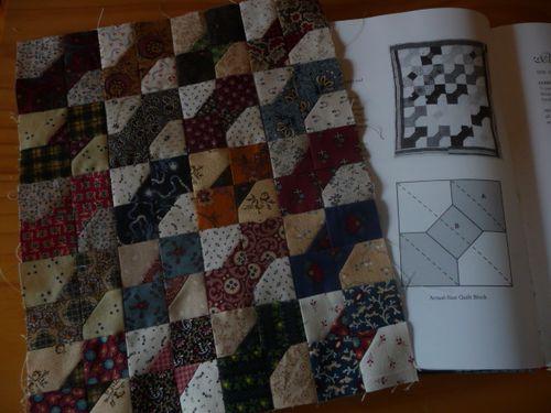 Bowtie quilt for Sue (13)