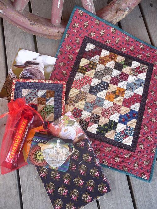 Quilt&Goodies for Sue