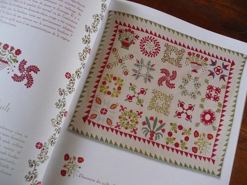 Red & Green Quilts from the Poos Collection (2)