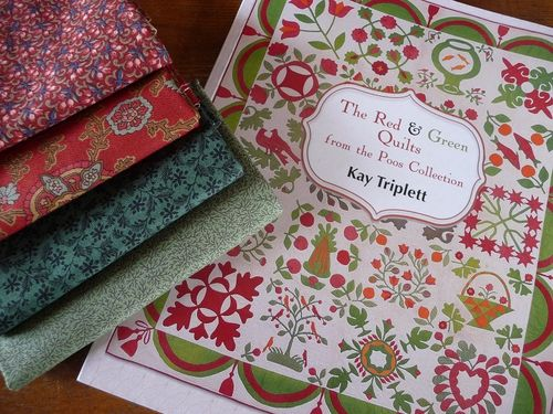 Red & Green Quilts from the Poos Collection