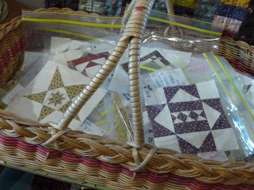 My Dear Jane basket
