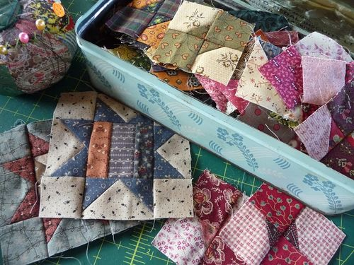 Scrappy 'orphan' blocks