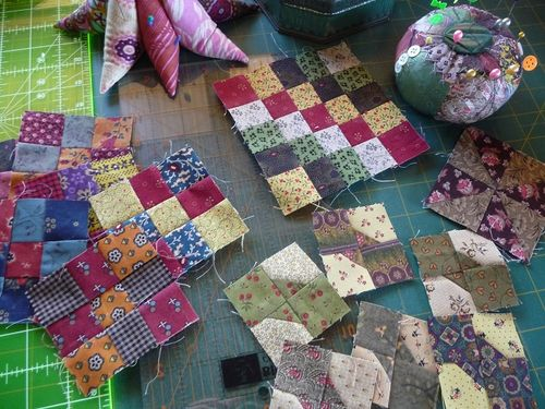 Scrappy orphan blocks