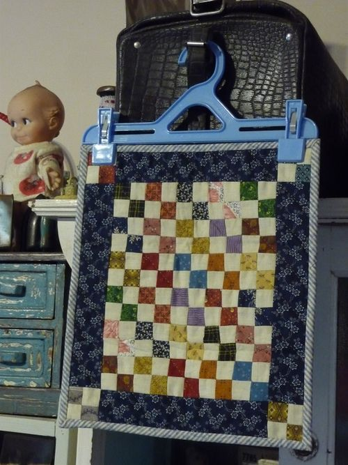 Doll quilt from Debra (3)