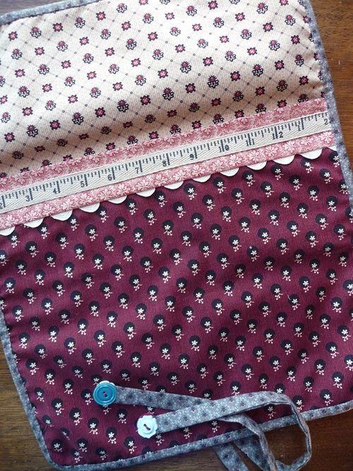 Stitcher's block roll