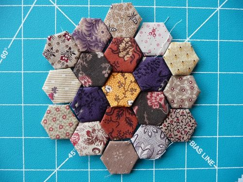 19hexies for Bronwyn's Pincushion