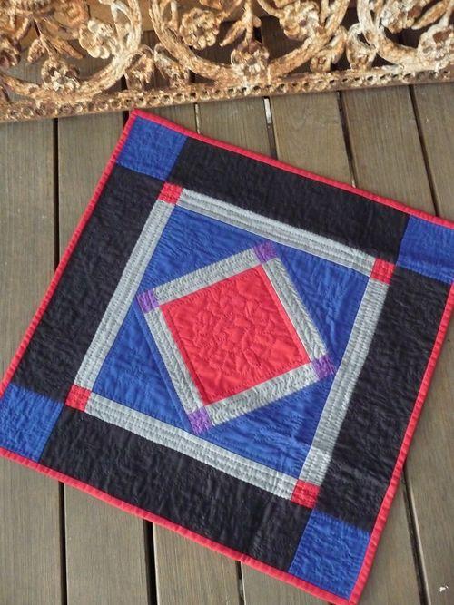 My Amish quilt