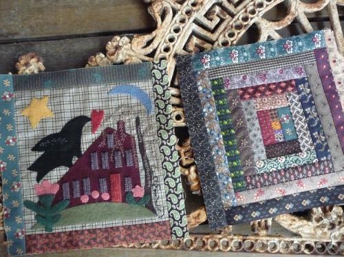 A Blackbird Gathering sew-along (1)