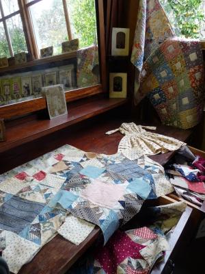 Leah Zeiber's quilts (2)