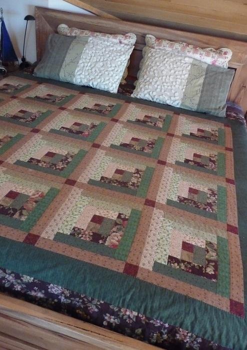 My first quilt 1999