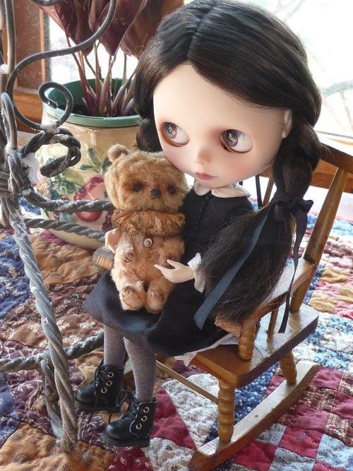 Margaret loves Chibi