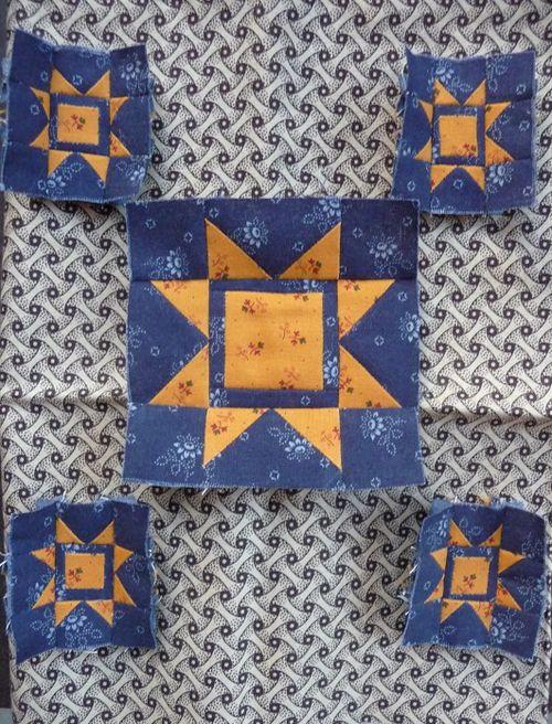 Sashing fabric