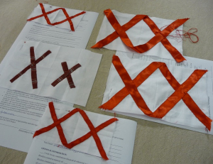 Red Crosses for the 70273 Project