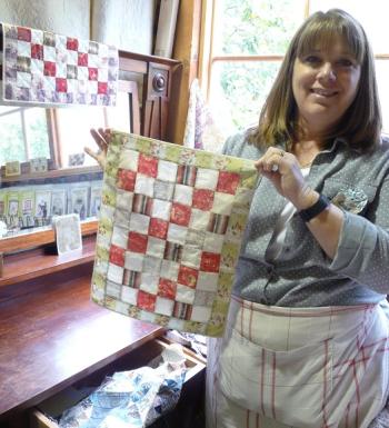 Leah Zeiber's quilts (3)